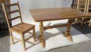 Столы деревянные для кафе 120х75