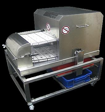 Машина для удаления косточек из чернослива,  персика 288 кг/час