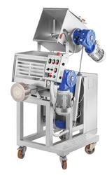 Автоматический макаронный пресс 100 кг/час