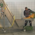 Линия по производству сока прямого отжима до 500 л / час