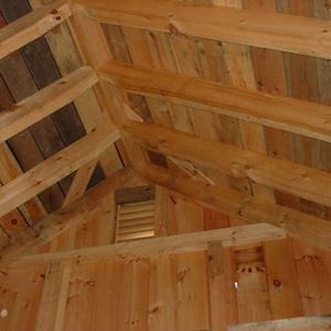 Стропила деревянные