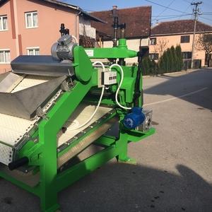 Машина для удаления косточек из вишни,  сливы/абрикосов 1000-2500 кг/час