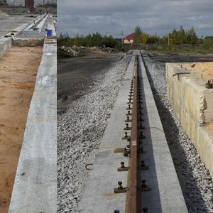 Проектирование и монтаж подкрановых путей Ужгород