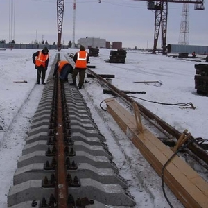 Ремонт подкрановых путей Ужгород