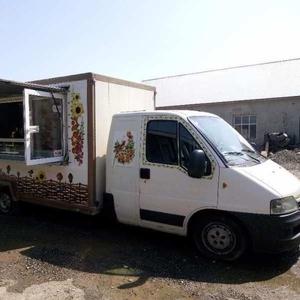 Продам Фуд Трак - кухню и бизнес на колесах