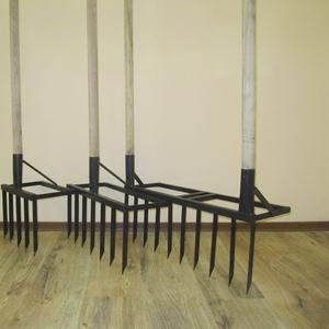 Легкокоп-ручной инструмент для обработки почвы