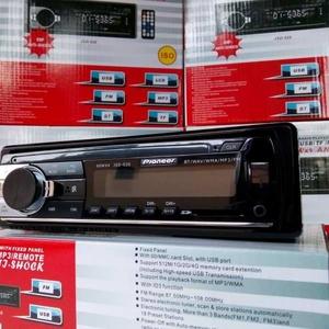 Доступно автомагнитола Pioneer JSD-520 (Bluetooth+USB+SD+AUX)