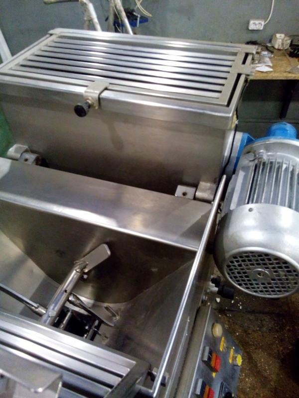 Итальянский пресс для производства макарон 50 кг/час Saima б/у 2