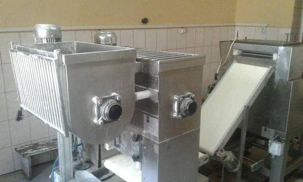 Линия для производства пельменей LB Italia 320 б/у,  240 кг/час 2