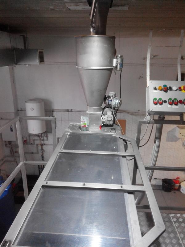 Линия для производства макарон La Monferrina 300 кг/час б/у  2