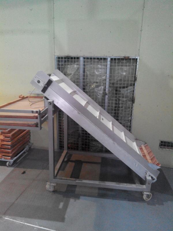 Линия для производства макарон La Monferrina 300 кг/час б/у  4