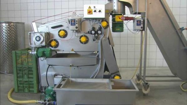 Линия по производству сока прямого отжима до 500 л / час 2