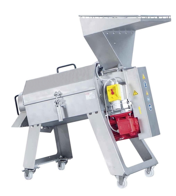 Протирочная машина для вишен,  абрикос,  яблок 1000 кг/час