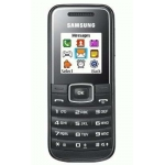 Samsung E1050 (Black) 165 гр.